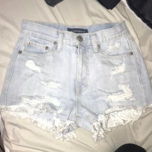 Worn once too small:)